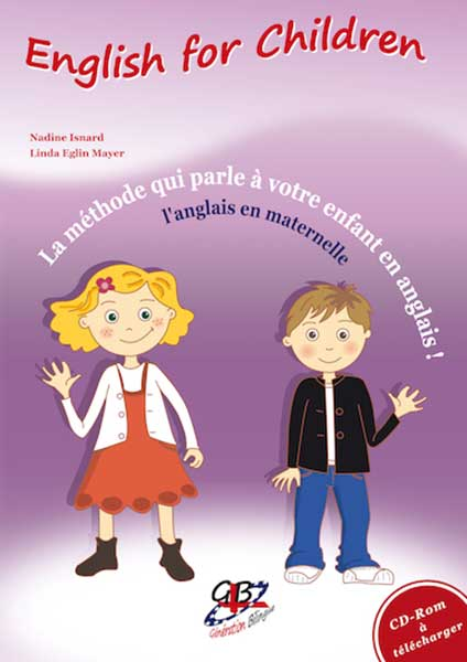 English for Children – maternelle (3 à 6 ans)