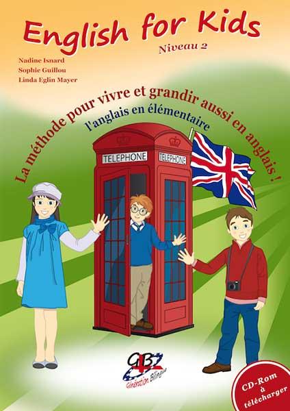 English for Kids – élémentaire (niveau 2)