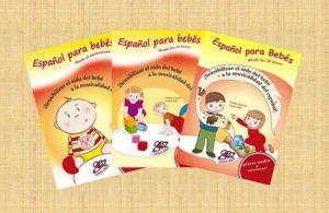 Español para bebés – coffret cadeau de naissance (de 0 à 3 ans)