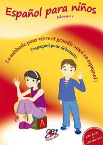Español para niños – élémentaire (niveau 1)
