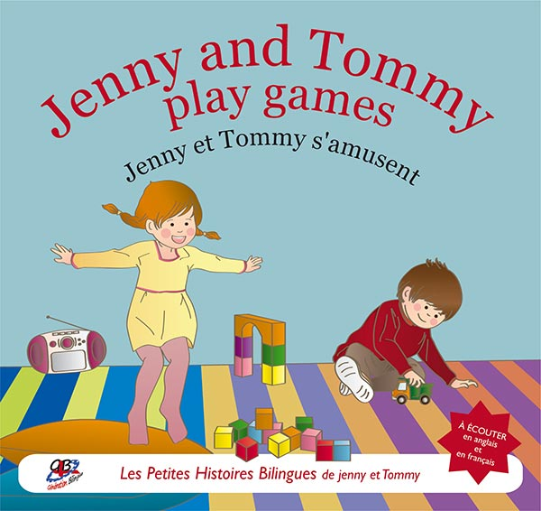A day with Jenny and Tommy