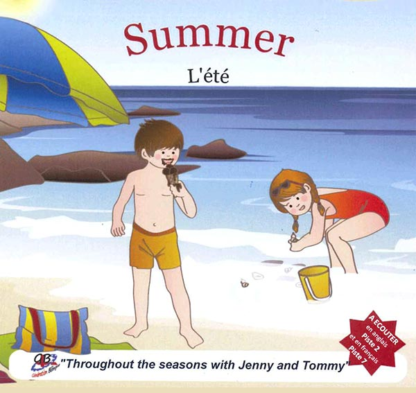 Throughout the seasons with Jenny and Tommy