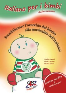L'italien pour les bébés – bébé babille (de 0 à 1 an)