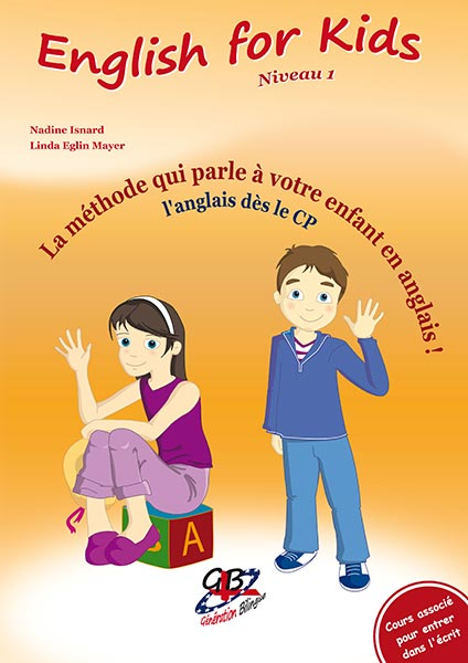 Cours English for Kids niveau 1